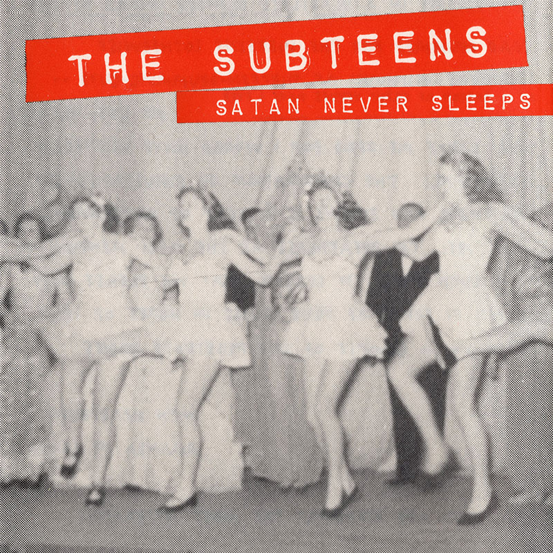 Satan Never Sleeps - out of print